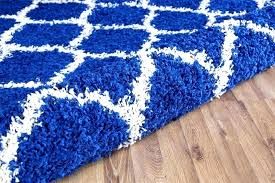royal blue rug. Bright Blue Rug Area Rugs Shag Solid Navy Royal Bath A