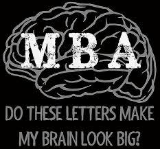mba graduation gifts funny mba masters degree