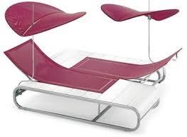 modular outdoor furniture ego paris lounge chairs