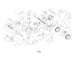 power pro glt snowthrower parts model 2703250 sears partsdirect find part by diagram >