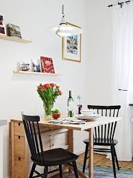 ikea furniture for small spaces. yes you can fit a dining room into your small space ikea furniture for spaces