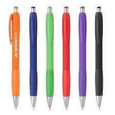 promotional riptide sleek write pen