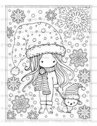 Small Picture Winter Wonderland Coloring Pages Coloring Pages Ideas Reviews