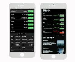 Stock Market Charting App Apples Stocks App Finally Gets An Update Stock Market