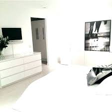 Modern White Bedroom Set Within Design Ideas Black And ...