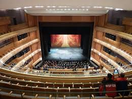 Betty Oliphant Theatre Seating Chart If You Build It They Will Carp Mariinsky Ii Opera House