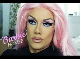 drag barbie makeup tutorial you