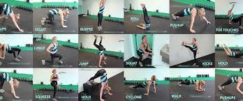 40 bodyweight exercises