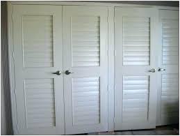 bypass closet doors sliding louvered wood for your organizer design ideas bifold bi fold uk des