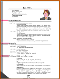 Gallery Of Latest Resume Trends Newest Resume Format Electronics