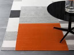 linie design graphic rug orange linie design graphic rug orange