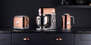 the on trend food mixer kettle and toaster set will cost you an eye watering 650 and there are just seven available