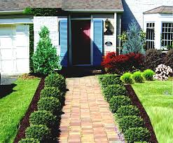 Small Picture Great Front Garden Decor Lawn Amp Garden Small Landscaping For