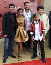 Jackie chan is also know for being an amazing martial artist. Zu Den Produzenten Des Films Gehoren Auch Will Und Seine Frau Jada Pinkett Smith Jackie Chan