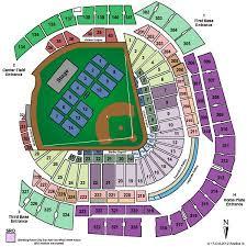 Marlins Seating Chart Marlins Ballpark Tickets And Marlins Ballpark Seating Chart