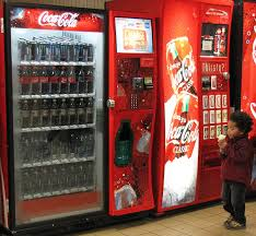 Coca Cola Vending Machines For Sale Inspiration Soda Machines Translate To Easy Money Buzz Pluz