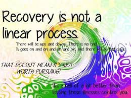 Image result for what does mental health recovery look like