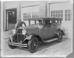 "Virgil ""Zeke"" Barnes with automobile - Kansas Memory - Kansas ..."