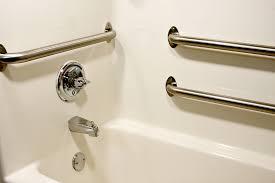 bathroom safety bars