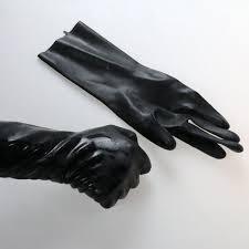 Blacks oral sex latex gloves