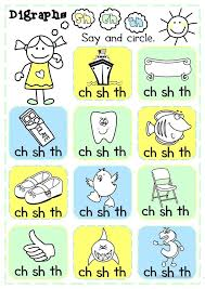 Sh Ch Worksheets Free Worksheets Library   Download and Print ...