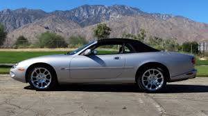2000 Jaguar XKR Convertible for sale near Palm Springs, California ...