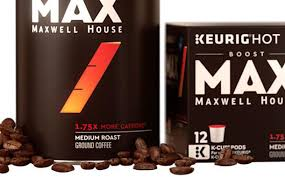 Maxwell House Coffee Vending Machine Enchanting Maxwell House Coffee Line Lets Consumers Alter Caffeine Levels