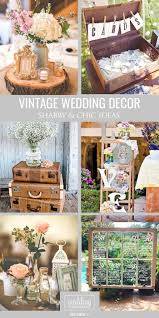 Best 25 Vintage Weddings Decorations Ideas On Pinterest Diy