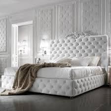 italian white furniture. exclusive luxury italian white leather bed furniture f