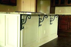metal corbels metal corbels for granite corbel image of cabinet wrought iron with s metal brackets
