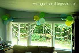 simple balloon decoration ideas at home easy craft ice cream