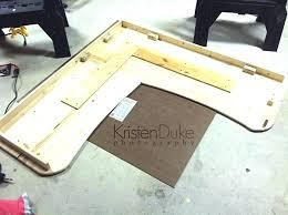 office desk blueprints. Office Desk Blueprints L Shaped Plans Free Home Building.  Building Office Desk Blueprints E