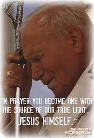 Pope John Paul Ii Quotes Awesome Saints 48 48 Lessons From Pope John Paul II