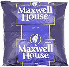 Maxwell House Coffee Vending Machine Adorable Amazon Maxwell House Shy Roast Vending Coffee Whole Bean 48
