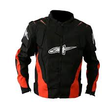 alphinestars motorcycle motor riding jacket al 010 hump version new model with full padding red 11street malaysia jackets pants