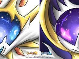 Pocket Monsters Sun and Moon - Legendary by kaminari-25 on DeviantArt