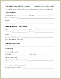 Printable Customer Information Form Payroll Change Notice Form Template Payroll Change Notice