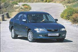 Mazda 626 Sedan 1999 2002 Reviews Technical Data Prices