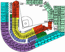 progressive field seating chart with seat numbers progressive field seating brokehome