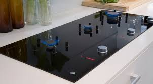 best of both worlds gas in glass cooktop