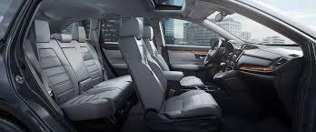 2018 CR-V Interior