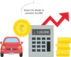 Car Loan Emi Calculator In India Downpayment For Cars Down