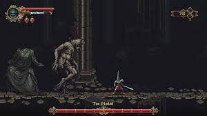 Maybe you would like to learn more about one of these? Blasphemous Review