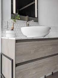 Zeek Ares 36 X18 Wall Mounted Bathroom Vanity