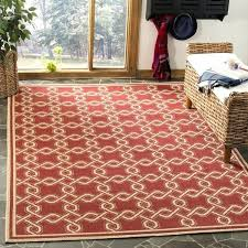 by red cream area rug and rugs black
