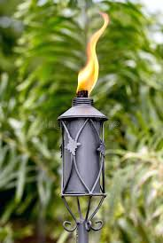 torch stock image of lighting entertainment outdoor oil torches citronella lamps photo lamp aka lit