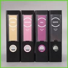 Labeling Binders Ring Design Spine Label Template Set 2 Cream Pink Purple