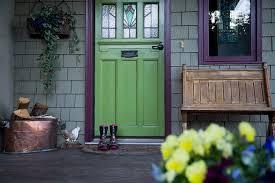 feng shui front doorWhat Makes a Strong Feng Shui Front Door