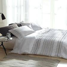 stitch embroidered duvet cover white free today set white embroidered duvet cover