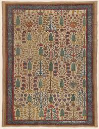 bakshaish garden of paradise camelhair northwest persian antique rug claremont rug company